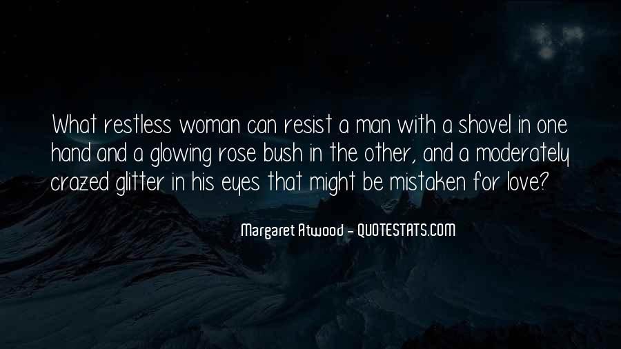 Glowing Woman Quotes #1414289