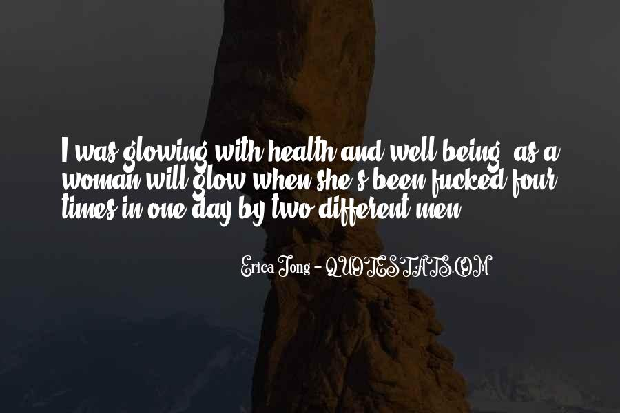 Glowing Woman Quotes #975989