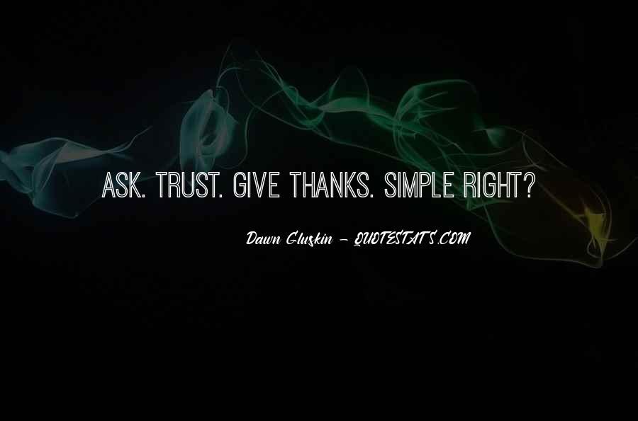 Gluskin Quotes #1154914