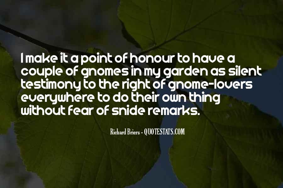 Gnome Quotes #1089973