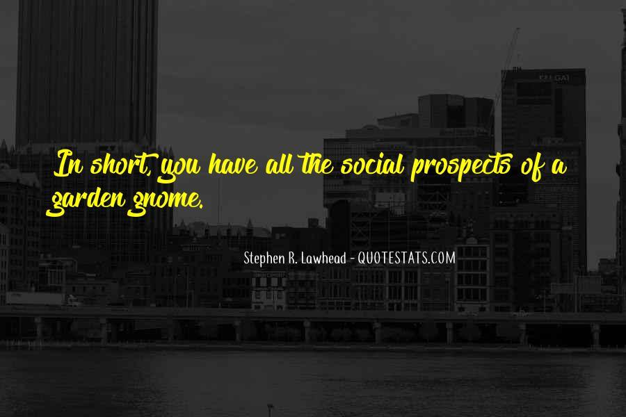 Gnome Quotes #109360