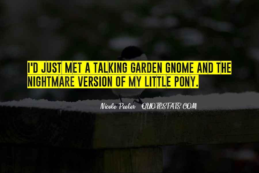 Gnome Quotes #1323258