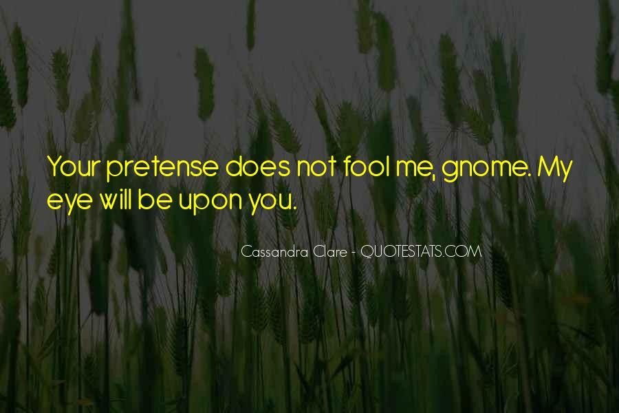 Gnome Quotes #1593858