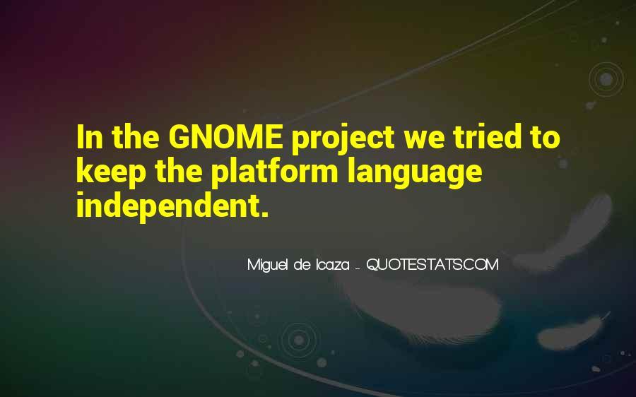 Gnome Quotes #1673580