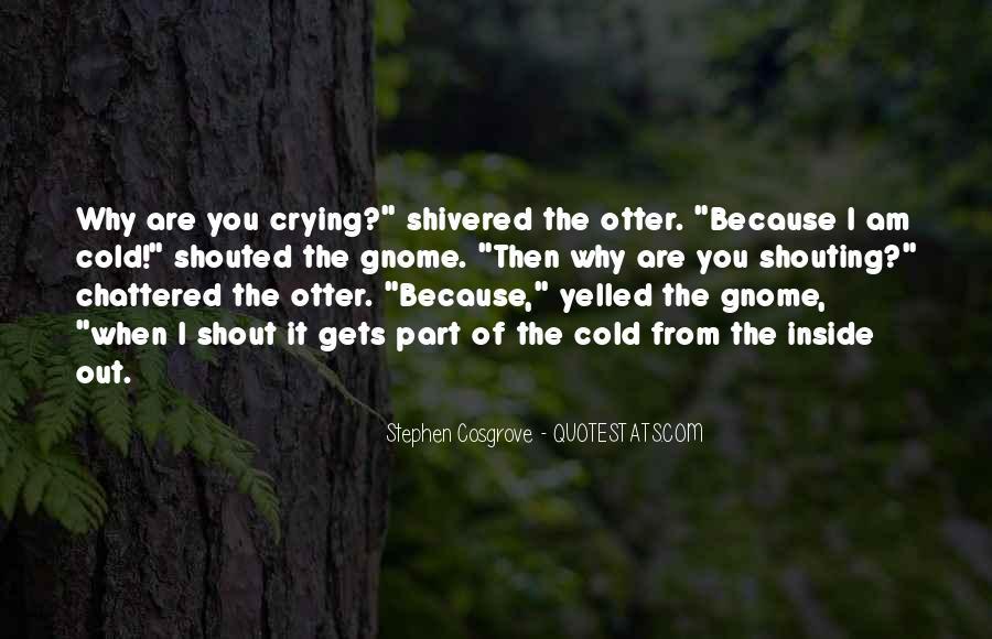 Gnome Quotes #745423