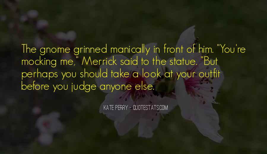 Gnome Quotes #886358