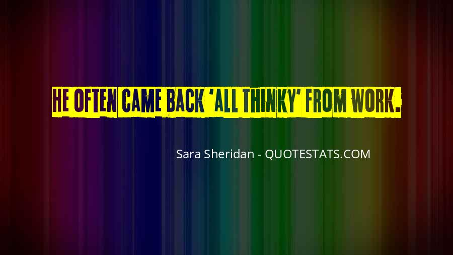 Go Back Where You Came From Quotes #16378