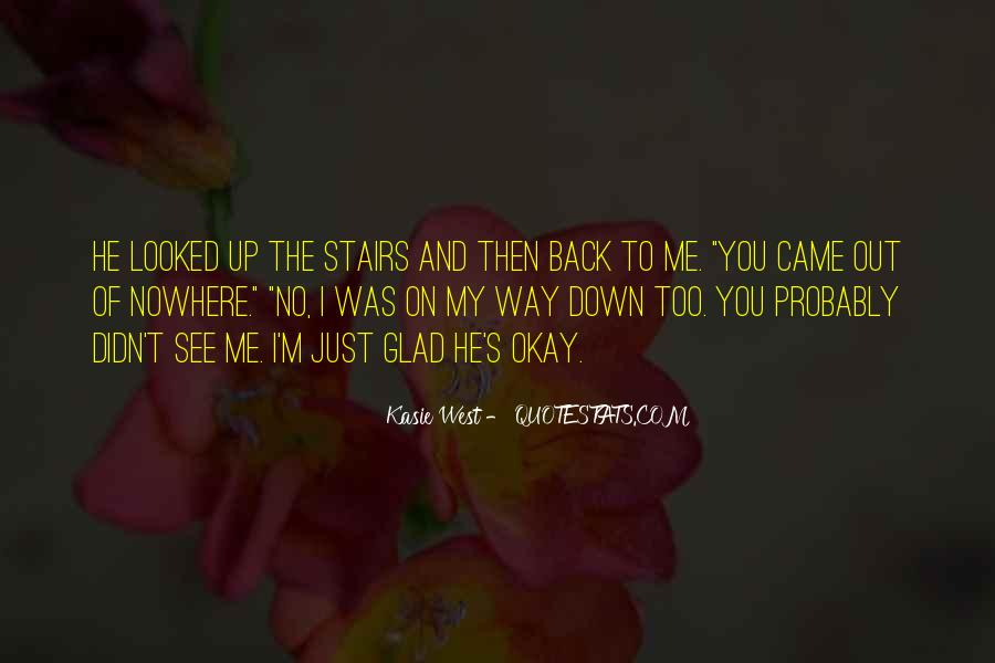 Go Back Where You Came From Quotes #57404