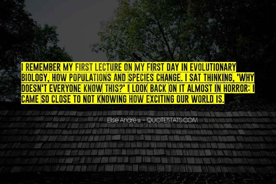 Go Back Where You Came From Quotes #9782
