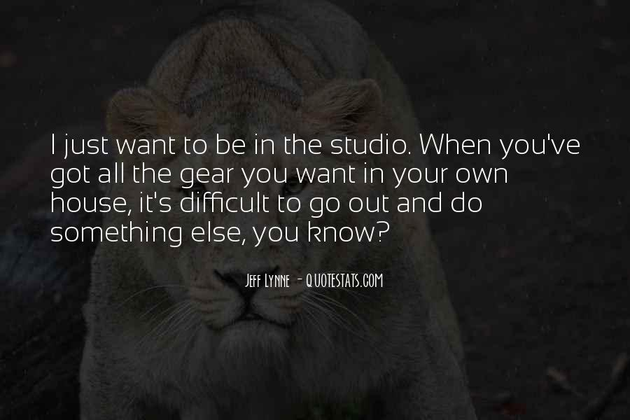 Go Out And Do It Quotes #207457