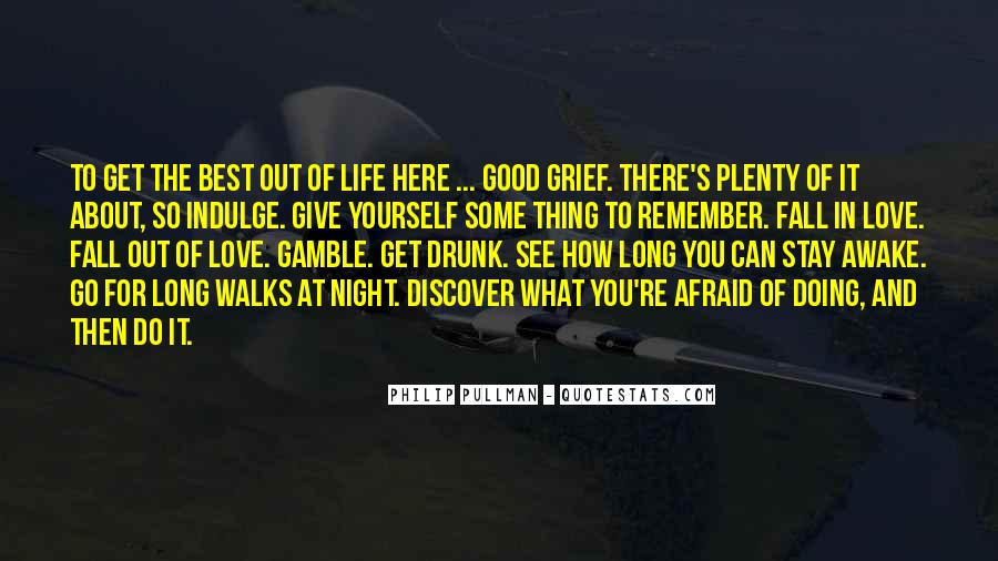 Go Out And Do It Quotes #262650