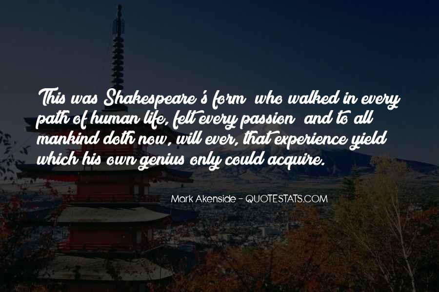 Go Out And Experience Life Quotes #14219