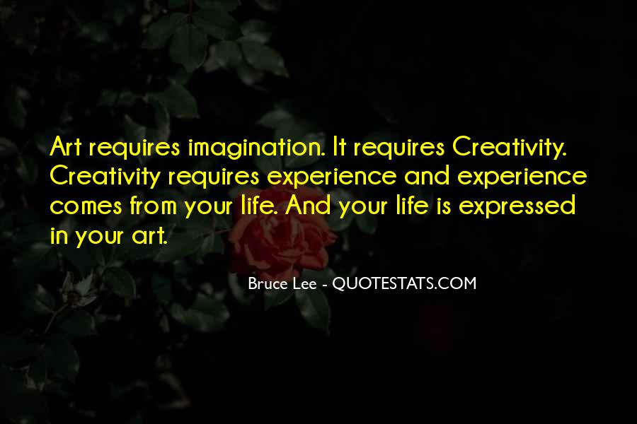 Go Out And Experience Life Quotes #16650