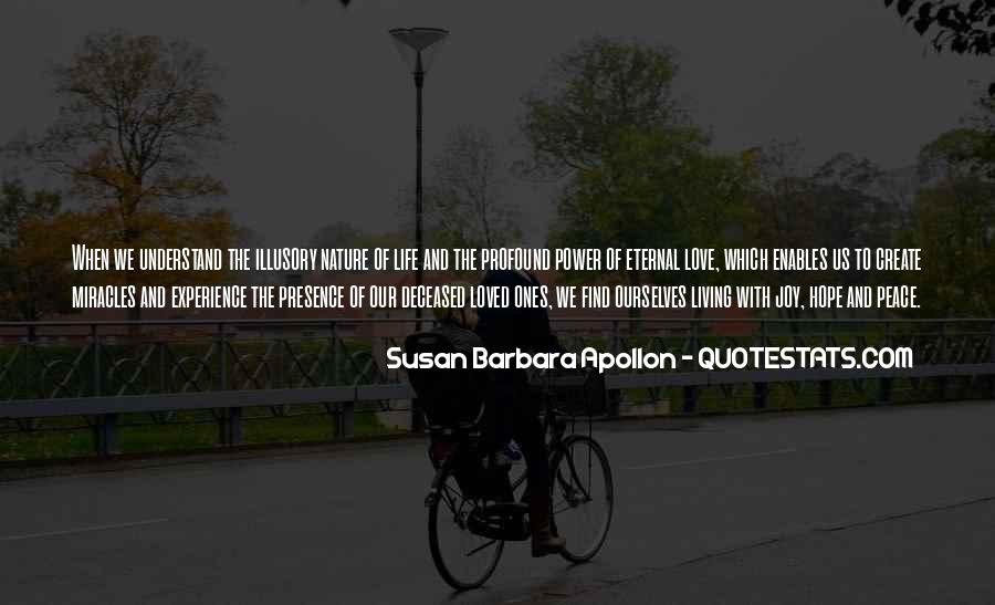Go Out And Experience Life Quotes #23423