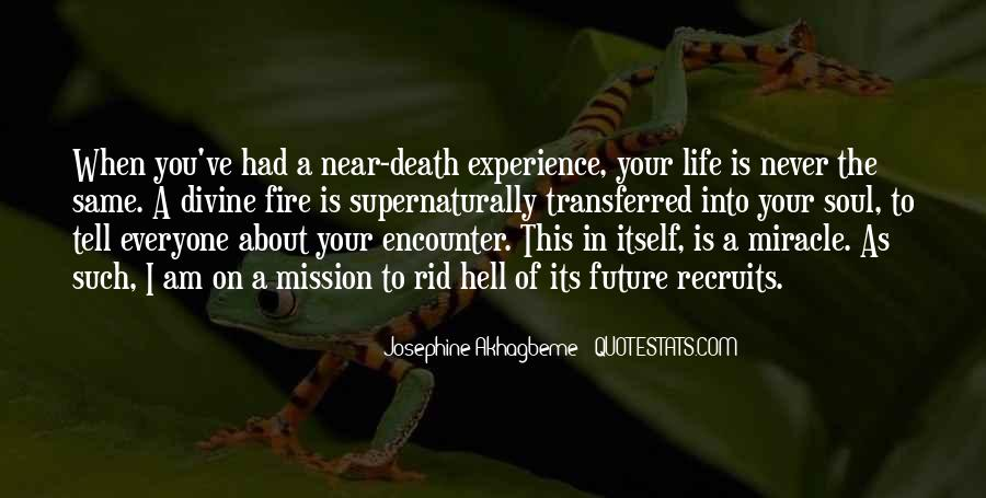 Go Out And Experience Life Quotes #4959
