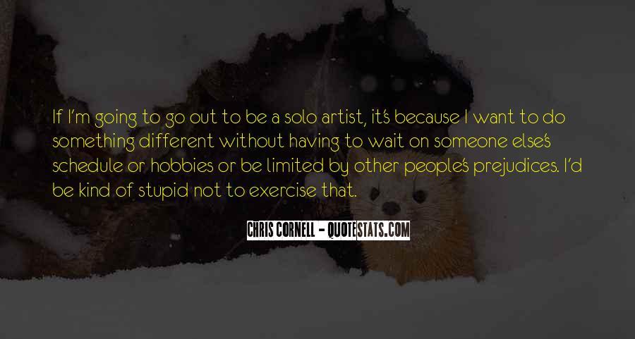 Go Solo Quotes #455491