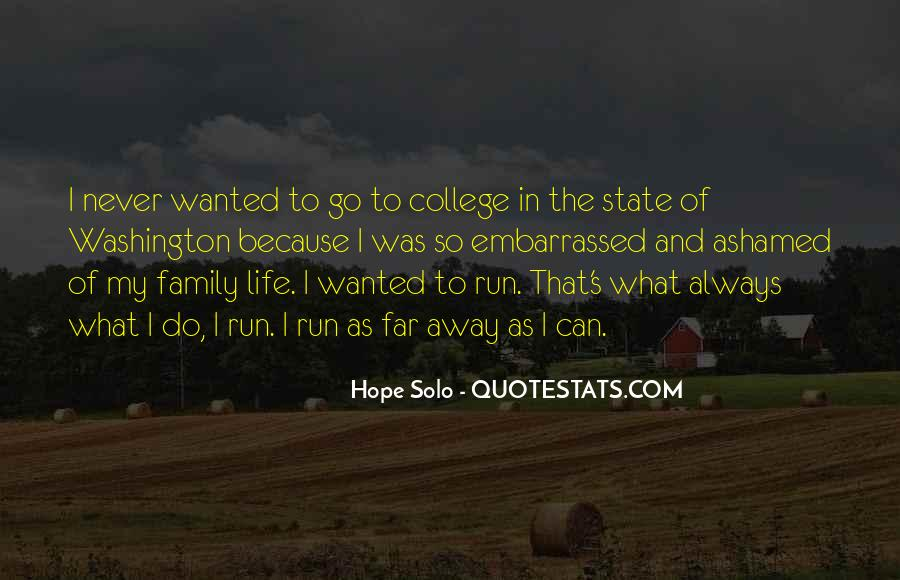 Go Solo Quotes #805179