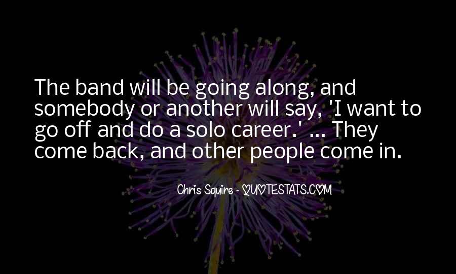 Go Solo Quotes #951124
