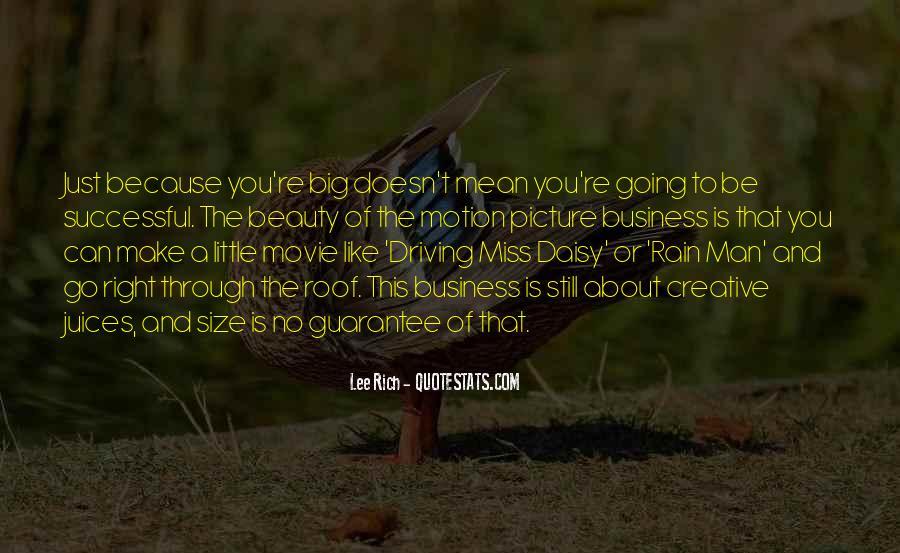 Go Through The Rain Quotes #1713115