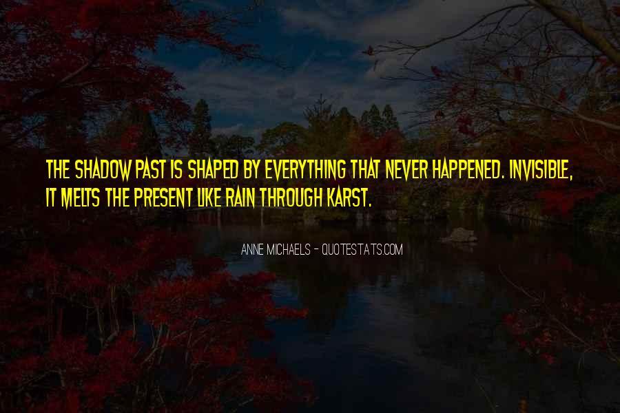 Go Through The Rain Quotes #184965
