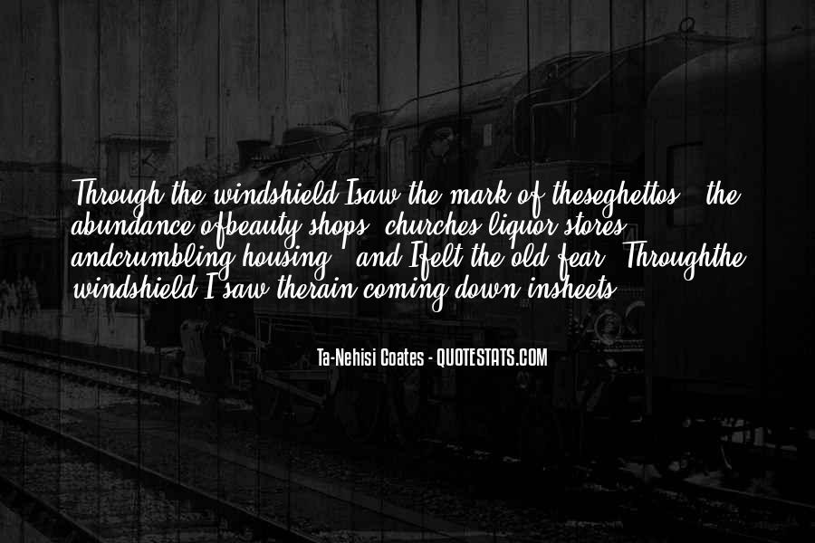 Go Through The Rain Quotes #212778