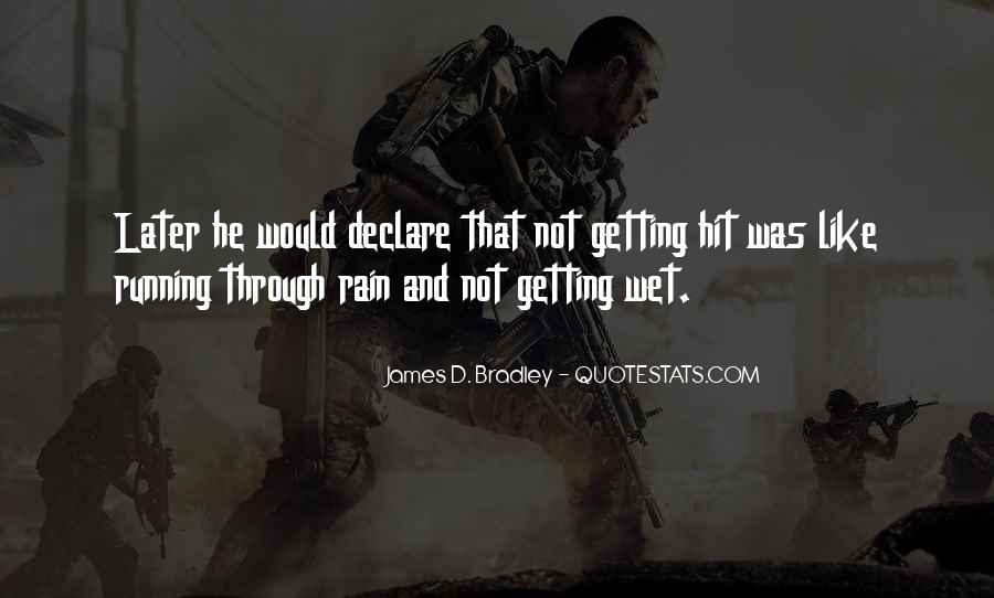 Go Through The Rain Quotes #231334