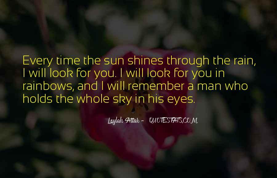 Go Through The Rain Quotes #284141