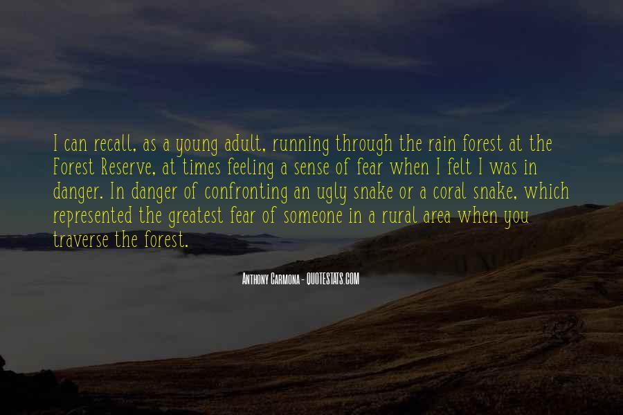 Go Through The Rain Quotes #322977