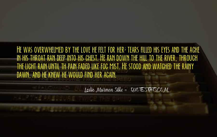 Go Through The Rain Quotes #47855
