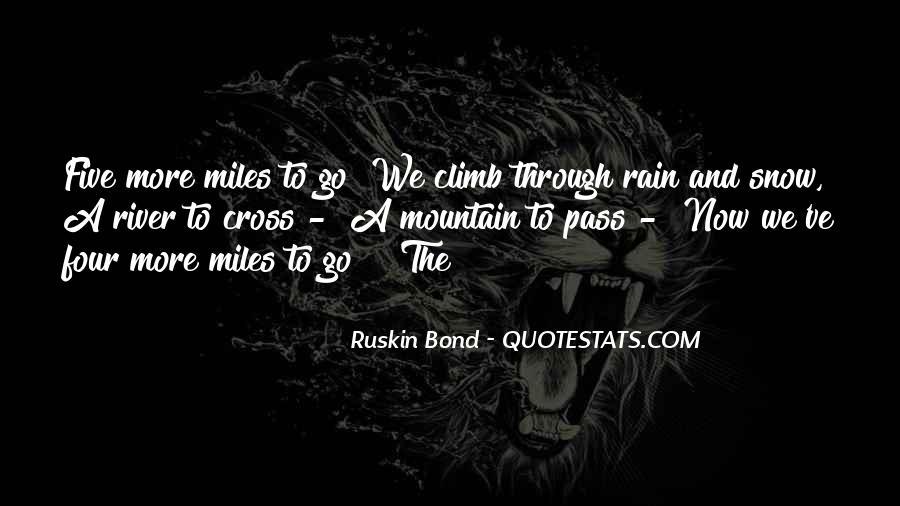 Go Through The Rain Quotes #641872