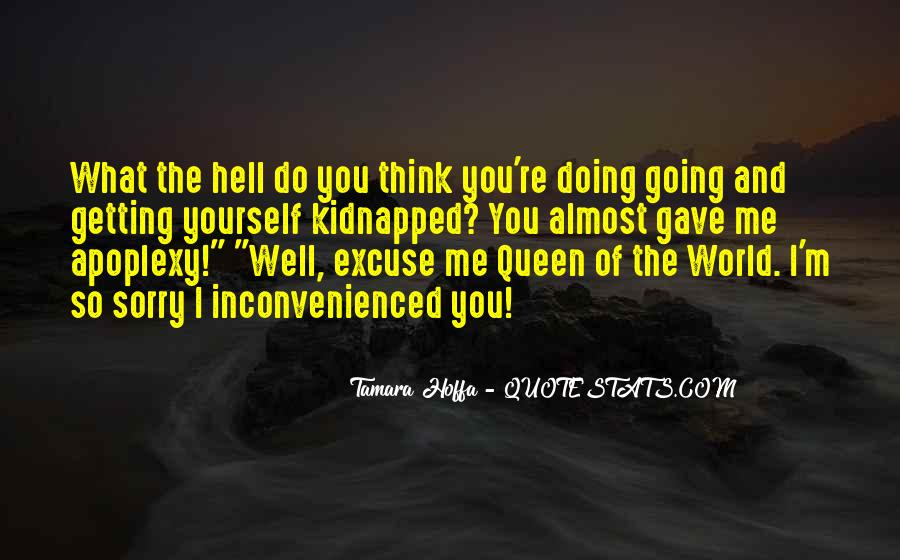 Go To Hell World Quotes #11408
