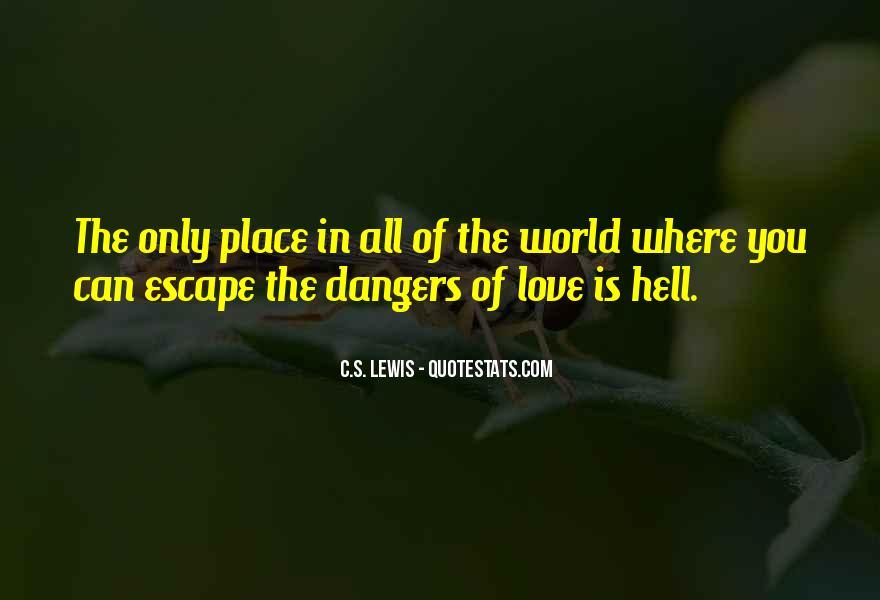 Go To Hell World Quotes #179628
