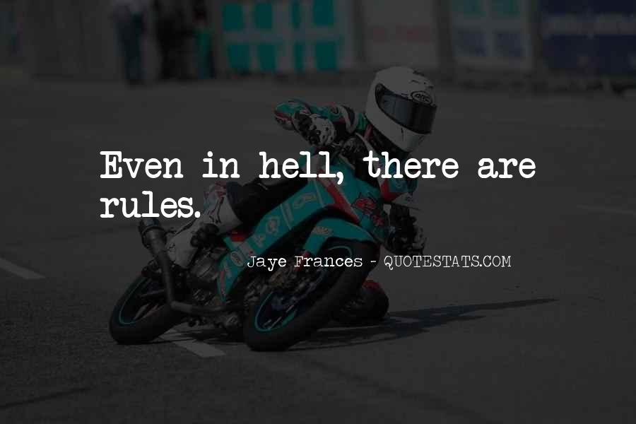 Go To Hell World Quotes #199519
