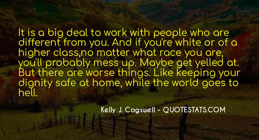 Go To Hell World Quotes #220564