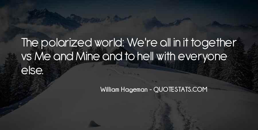 Go To Hell World Quotes #240611