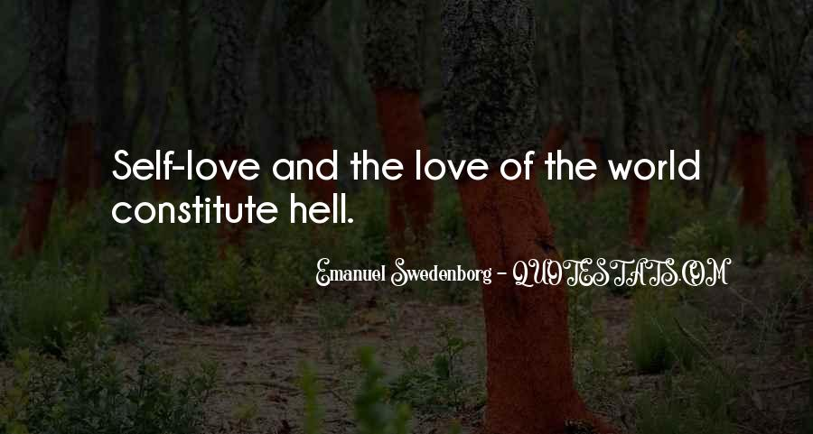 Go To Hell World Quotes #270675