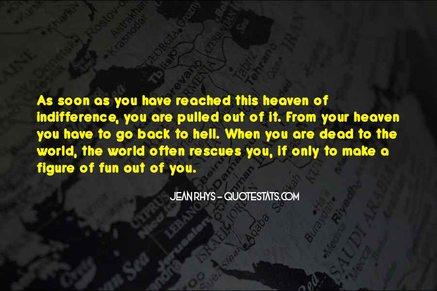 Go To Hell World Quotes #272178