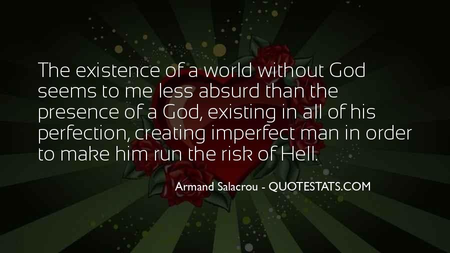 Go To Hell World Quotes #309485