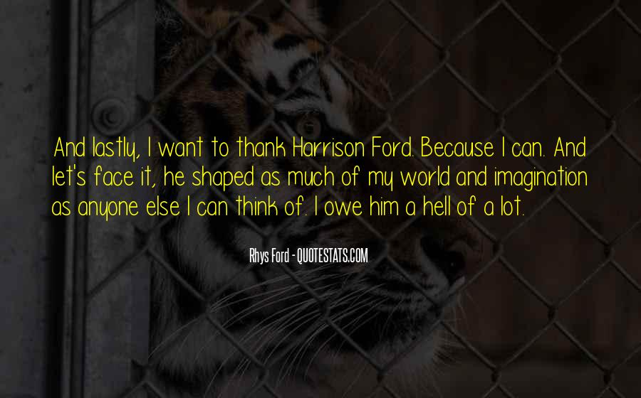 Go To Hell World Quotes #316106