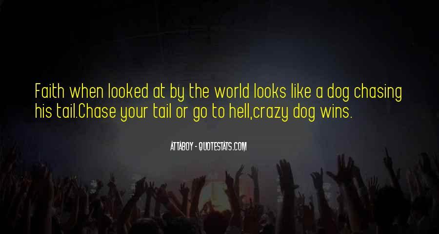 Go To Hell World Quotes #318556
