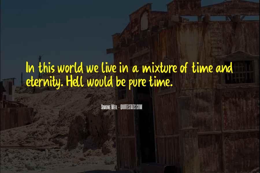 Go To Hell World Quotes #320522