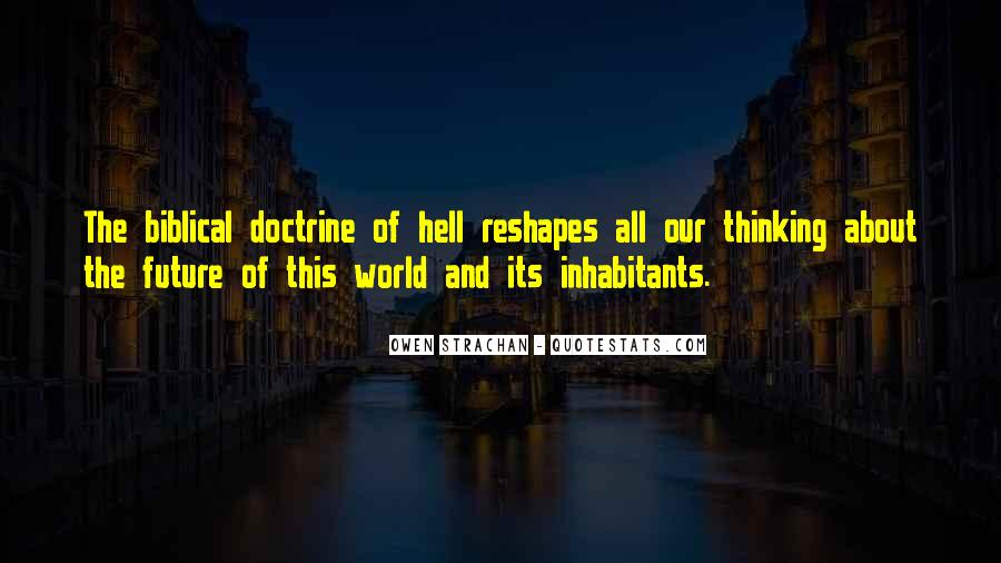 Go To Hell World Quotes #398204