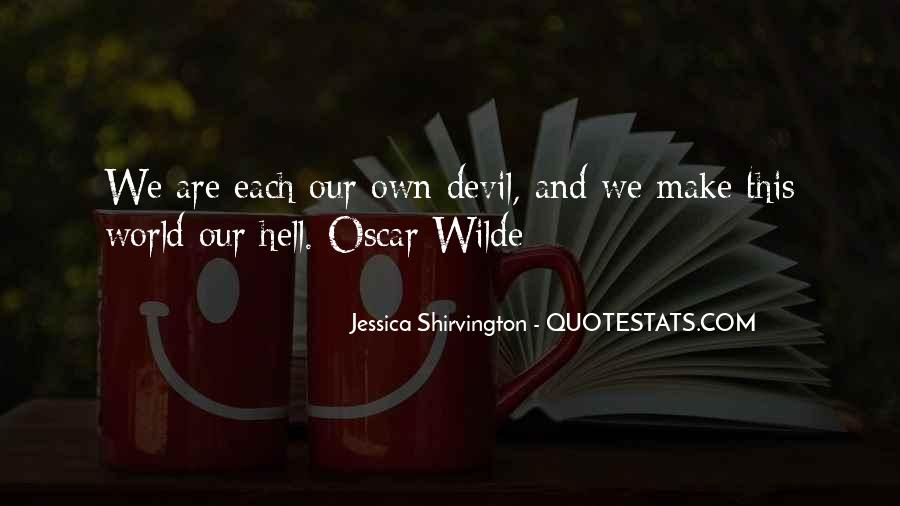 Go To Hell World Quotes #433589