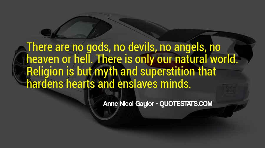 Go To Hell World Quotes #470282