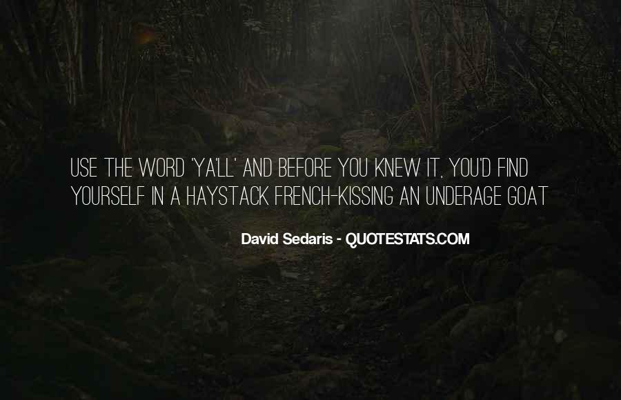 Goat Love Quotes #1151352