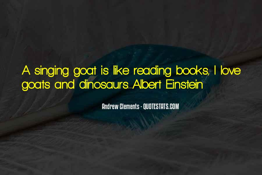 Goat Love Quotes #1292763
