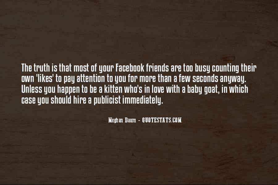 Goat Love Quotes #643138