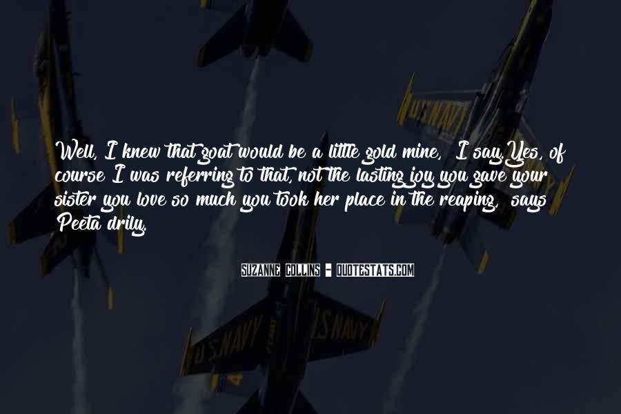 Goat Love Quotes #987080
