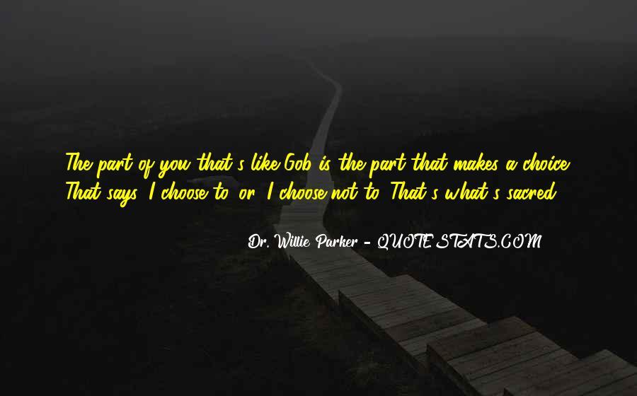 Gob Quotes #1417967