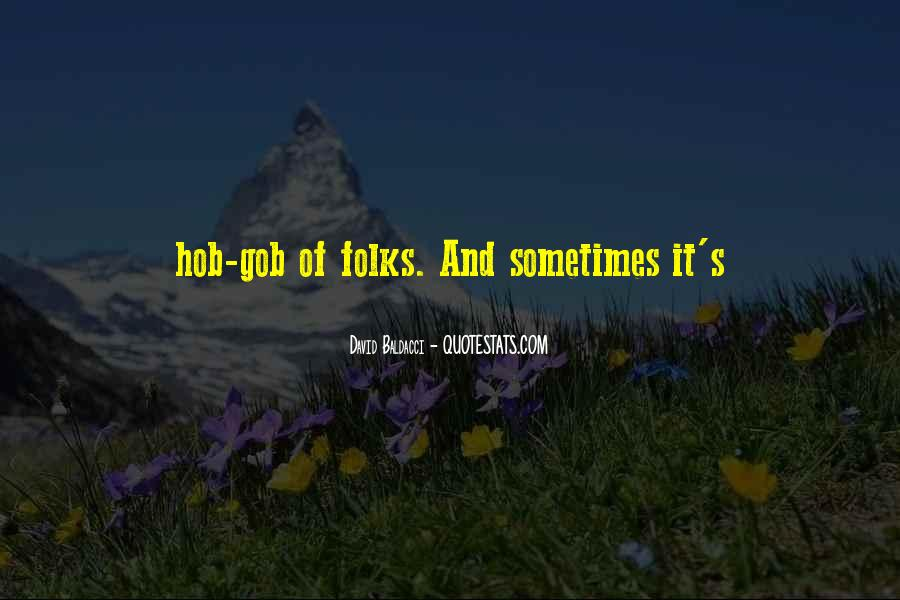 Gob Quotes #1816811
